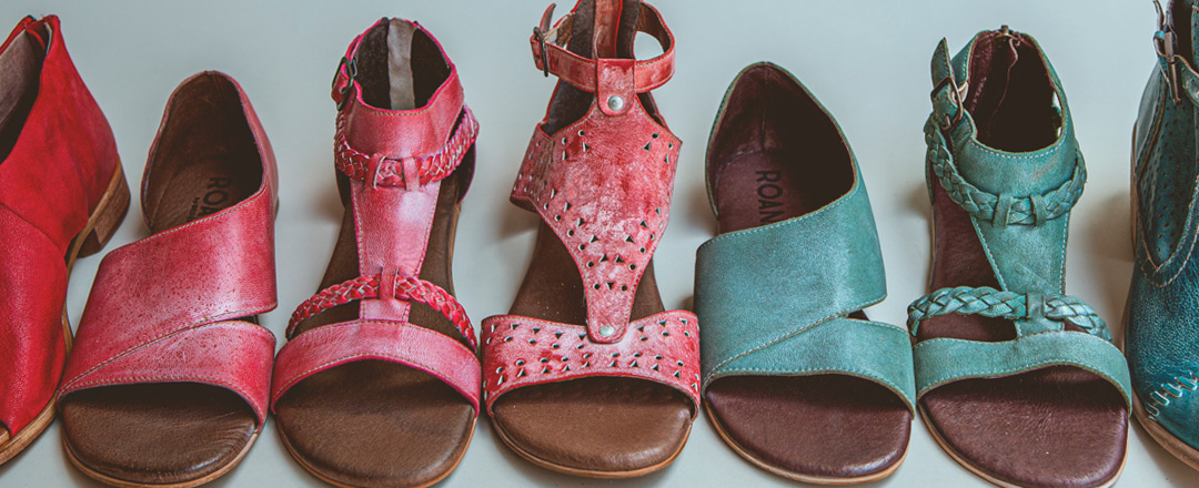 Roan by Bed Stu sandals, Betty, Irie, Posey, Kit cutout, Jolie